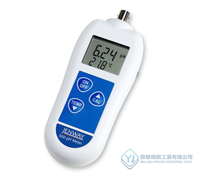 550  portable pH meters