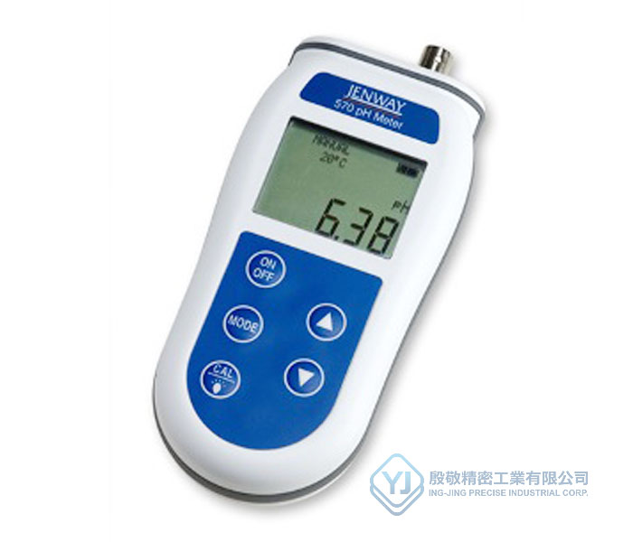 570 portable pH meters